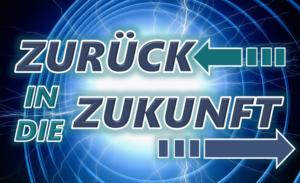 """Fünf Fragen zum Start """"Zurück in die Zukunft"""""""